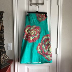 Strapless Lilly Dress